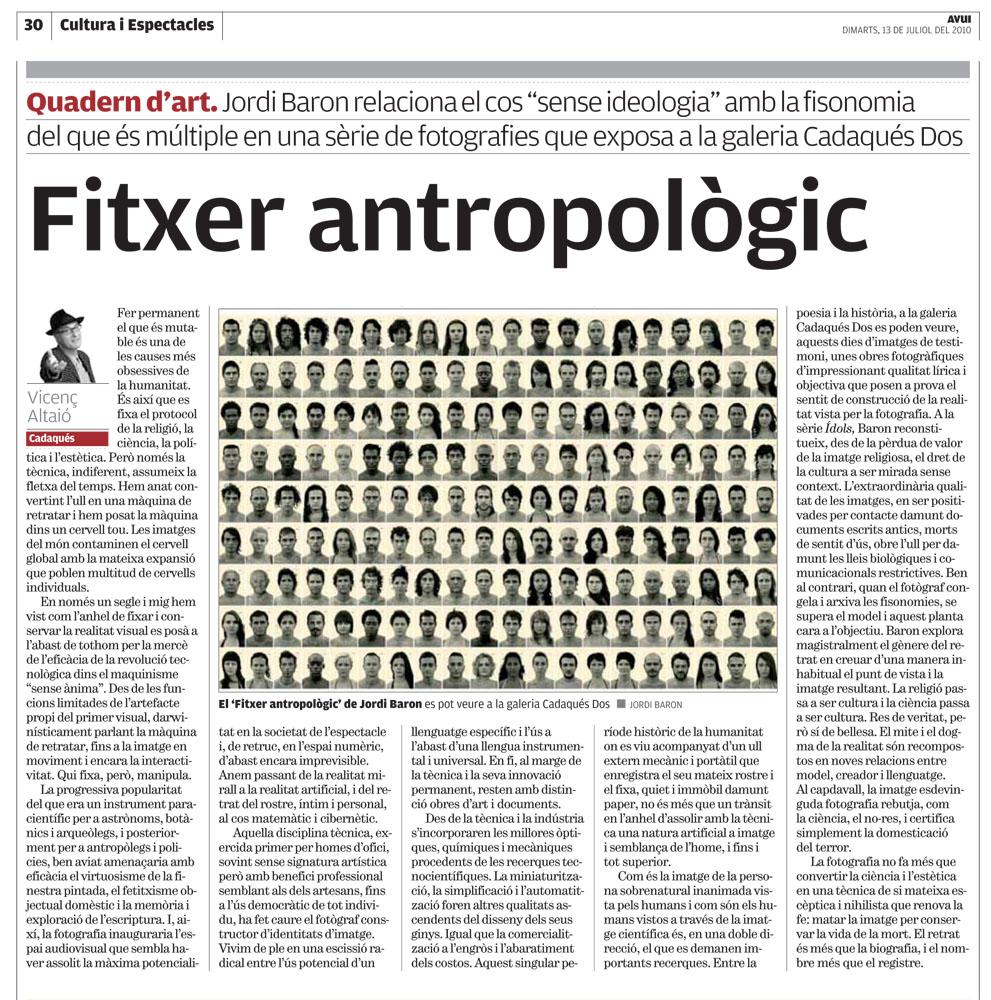 article diari F.A